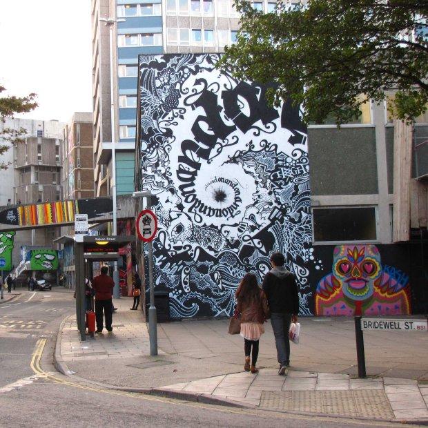 Bridewell street Bristol