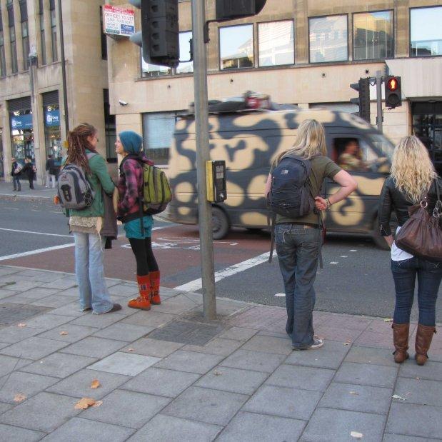 Bristol street scene